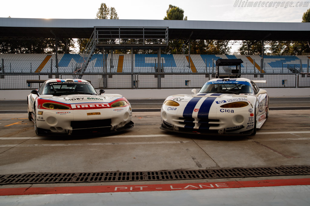Welcome to Monza - Chassis: C3  - 2019 Monza Historic