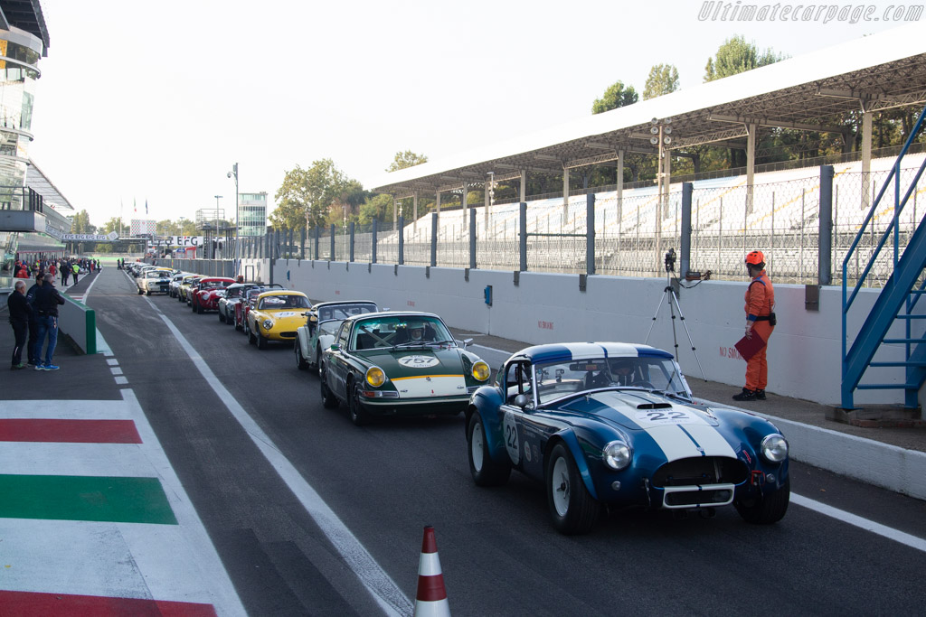 Welcome to Monza - Chassis: CSX2136  - 2019 Monza Historic