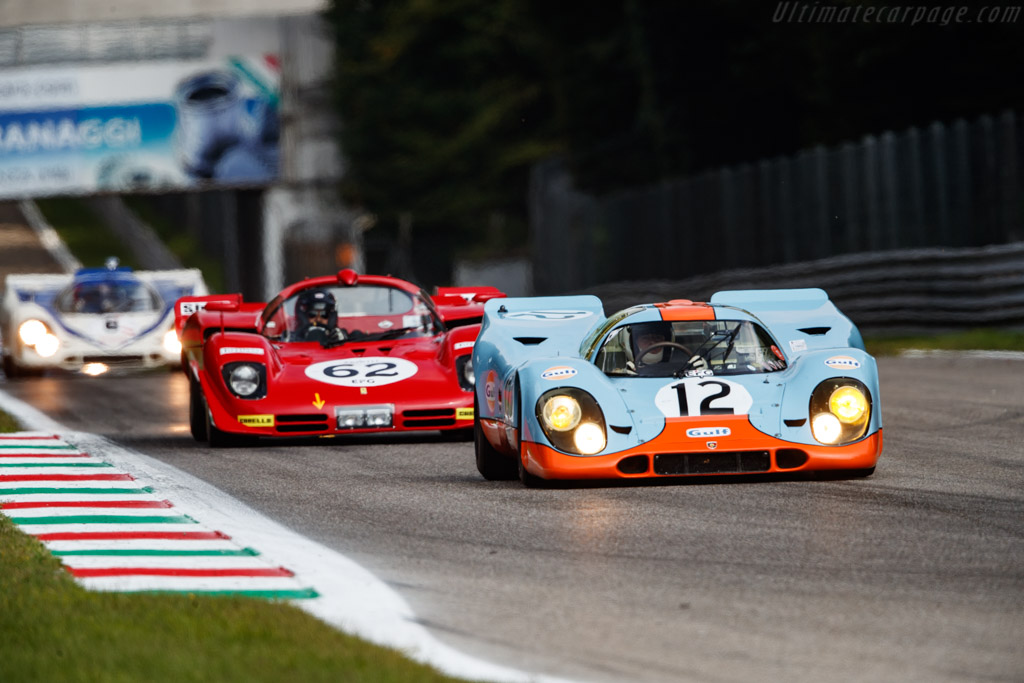 Welcome to Monza - Chassis: 917-008  - 2019 Monza Historic
