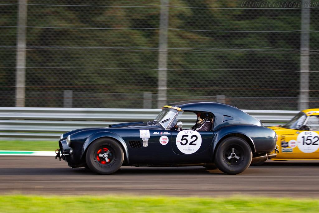 AC Cobra 289 - Chassis: COX6013 - Driver: Yvan Mahe / Guillaume Mahe - 2020 Monza Historic