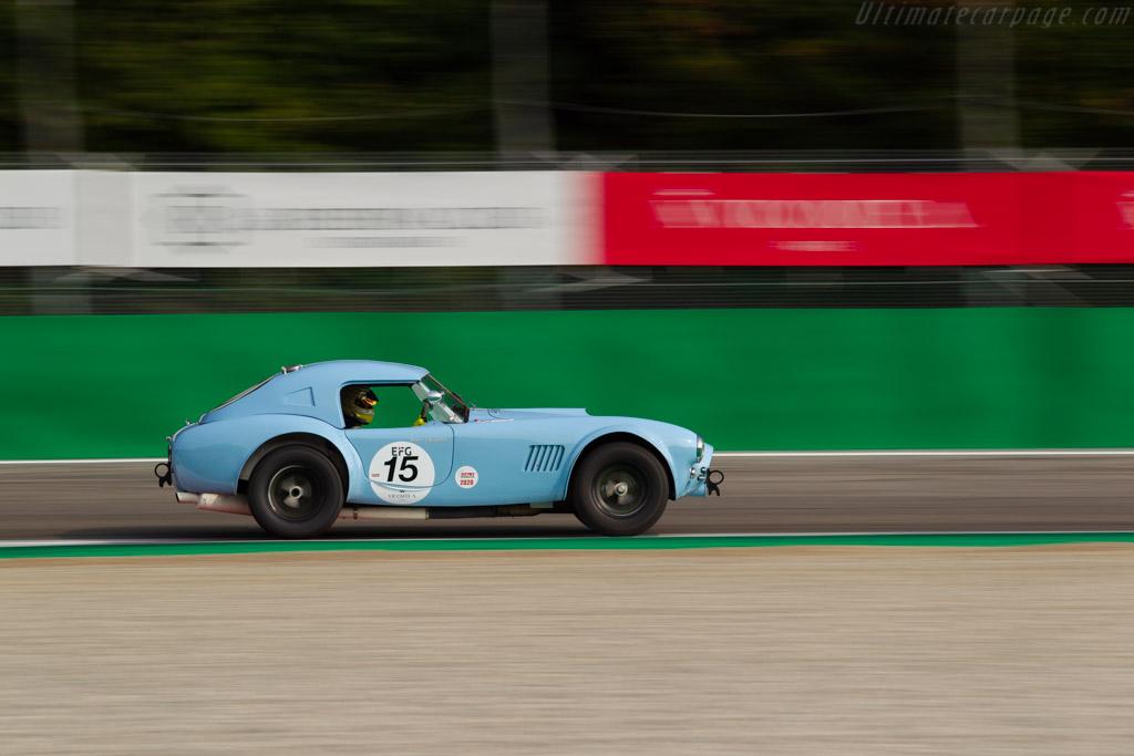 AC Shelby Cobra - Chassis: CSX2232 - Driver: James Cottingham / Harvey Stanley - 2020 Monza Historic