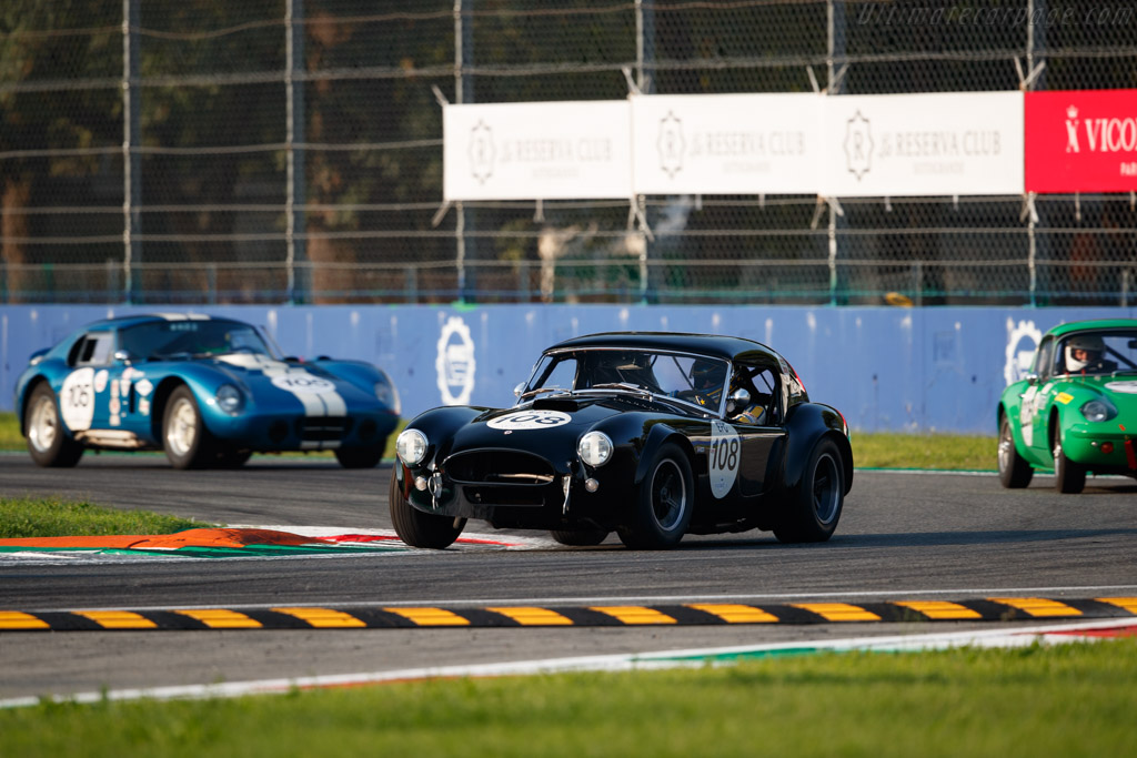 AC Shelby Cobra - Chassis: CSX2562 - Driver: Christopher Milner / Nigel Greensall - 2020 Monza Historic