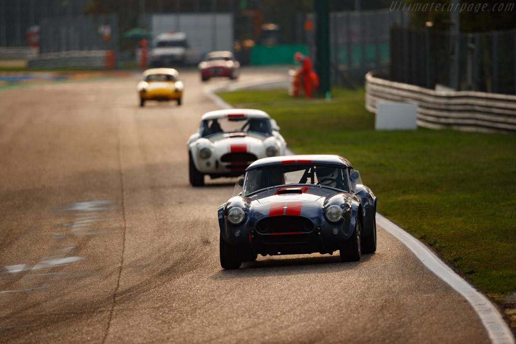 AC Shelby Cobra 289 - Chassis: CSX2542 - Driver: Sébastien Demole / Florian Gautier - 2020 Monza Historic