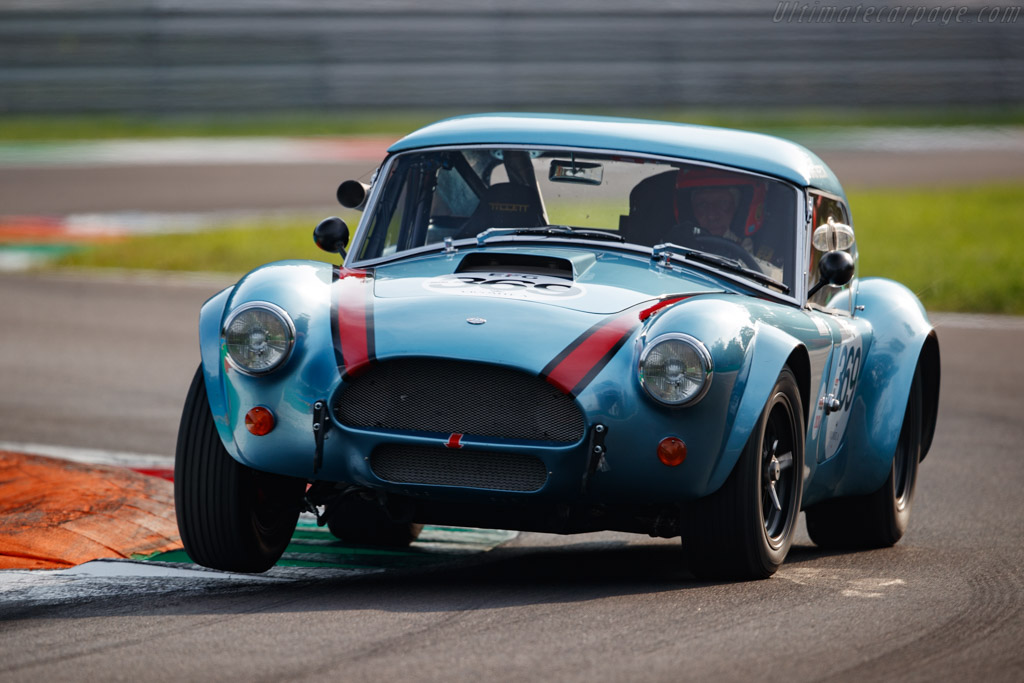 AC Shelby Cobra 289 - Chassis: CSX2301 - Driver: Urs Beck / Olivier Hart - 2020 Monza Historic