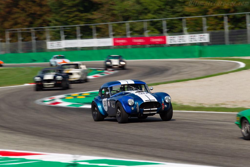 AC Shelby Cobra 289 - Chassis: CSX2485 - Driver: Frédéric Jousset - 2020 Monza Historic