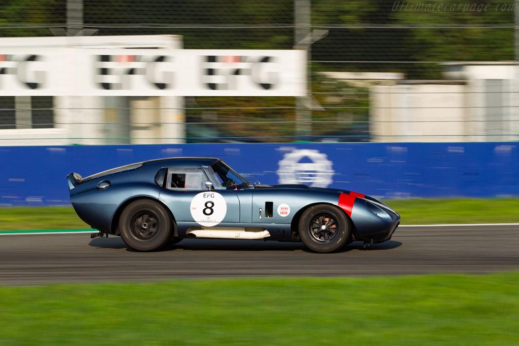 AC Shelby Cobra Daytona  - Driver: Olivier Galant - 2020 Monza Historic