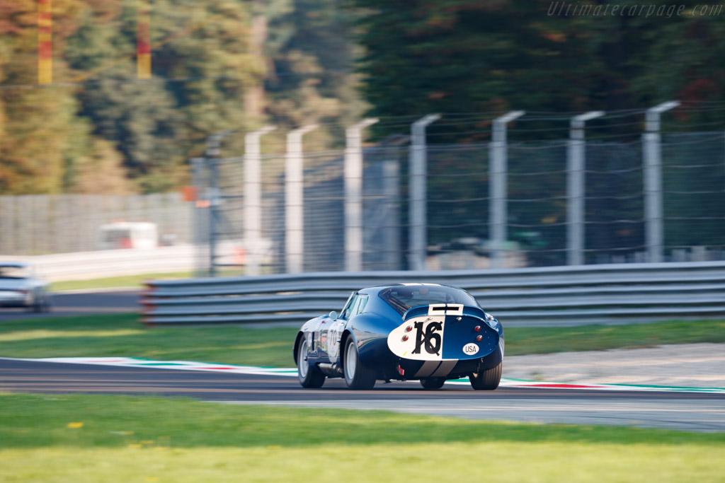 AC Shelby Cobra Daytona  - Driver: Pierre-Alain France / Erwin France - 2020 Monza Historic