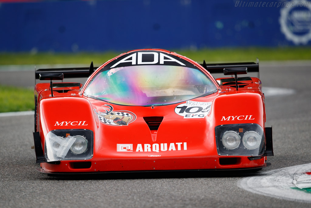 ADA 02B - Chassis: 02B - Driver: Ralf Huber / Benjamin Monnay - 2020 Monza Historic