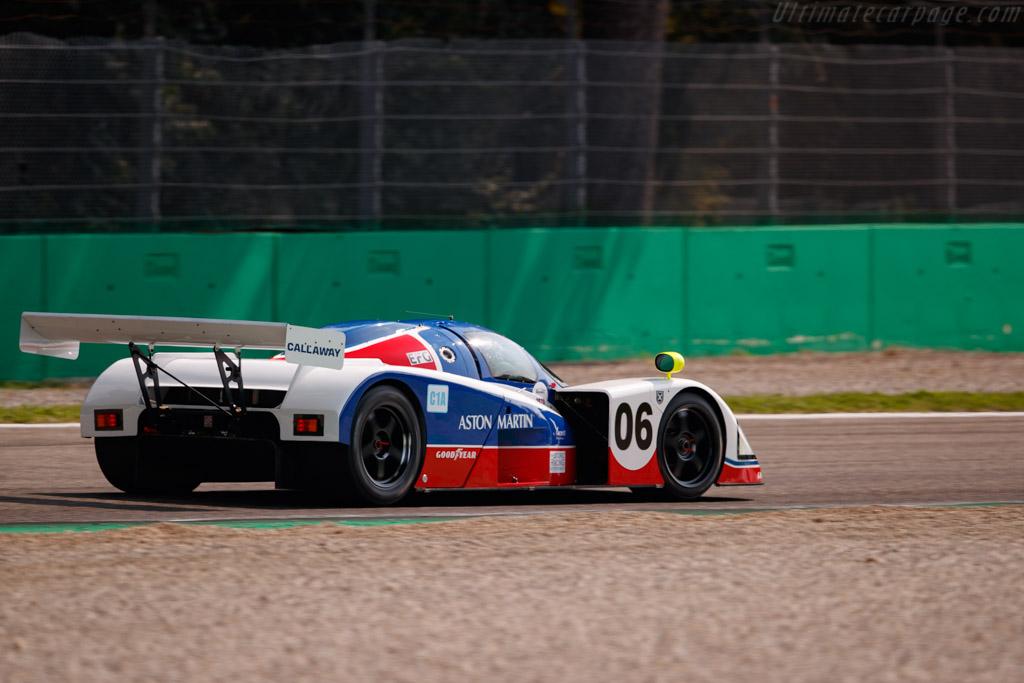 Aston Martin AMR1 - Chassis: AMR1 / 06 - Driver: Xavier Micheron - 2020 Monza Historic