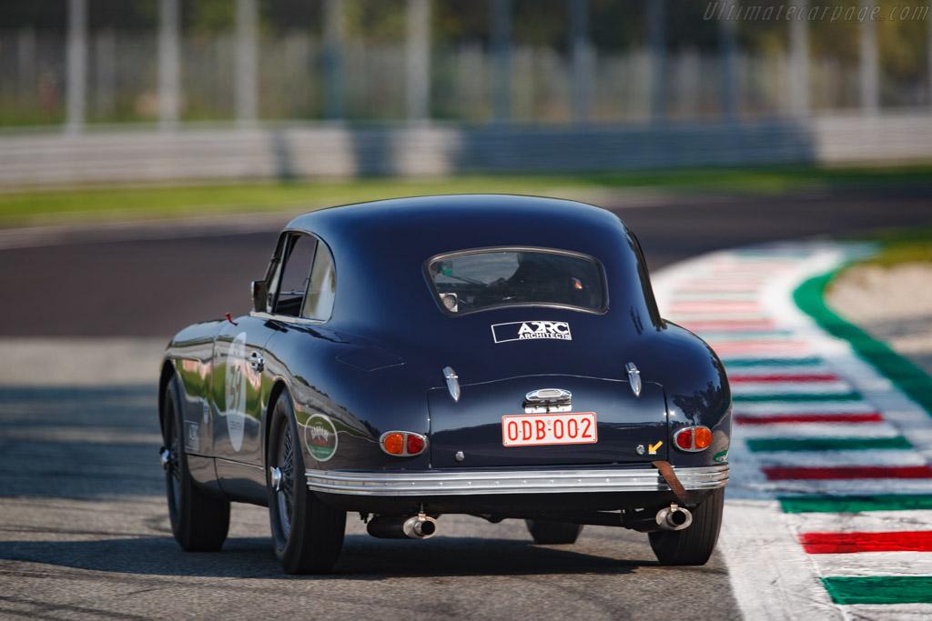 Aston Martin DB2 Vantage - Chassis: LM/50/93 - Driver: Michel Verliefden - 2020 Monza Historic