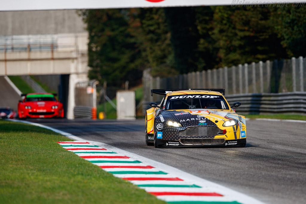 Aston Martin V8 Vantage GT2 - Chassis: GT2/006 - Driver: Franz Wunderlich - 2020 Monza Historic