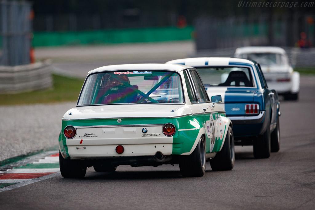 BMW 2002 TI - Chassis: 1649348 - Driver: Nicolas Traber - 2020 Monza Historic