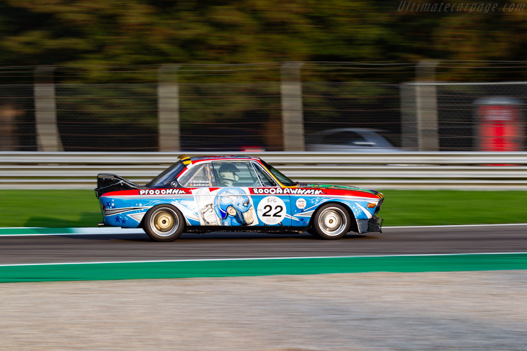 BMW 3.0 CSL - Chassis: JS100261 - Driver: Olivier Breittmayer - 2020 Monza Historic