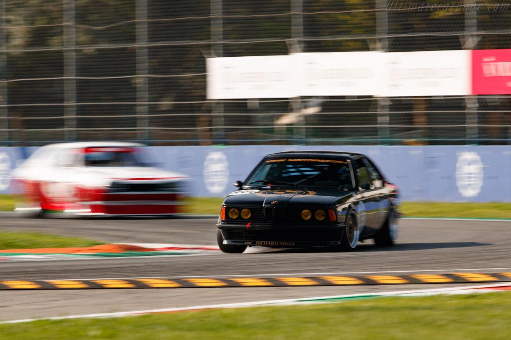 BMW 635 CSI - Chassis: 52312157 - Driver: Johannes Schouten - 2020 Monza Historic