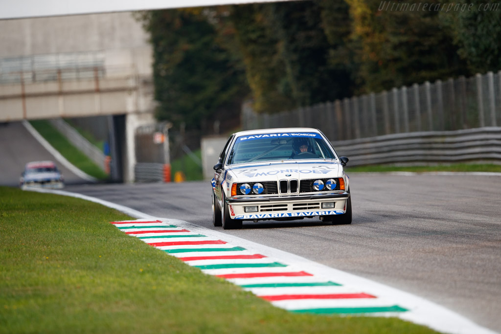 BMW 635 CSI Group A - Chassis: E24 RA2-51 - Driver: Anthony Schrauwen - 2020 Monza Historic