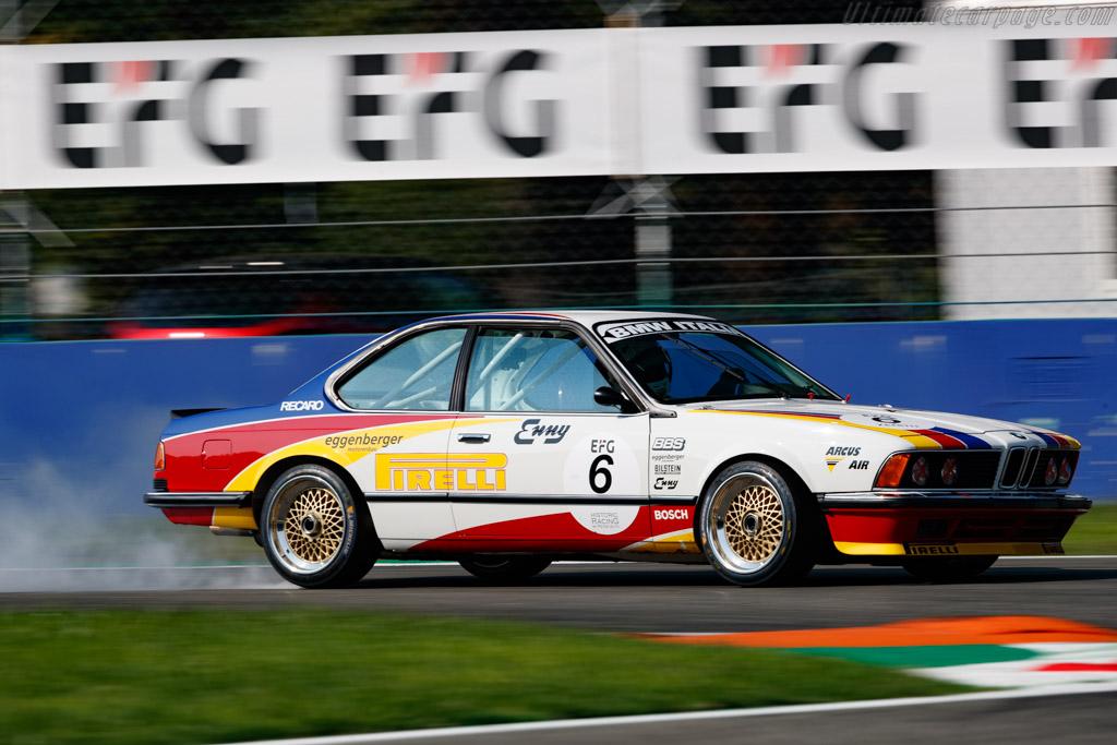 BMW 635 CSI Group A - Chassis: E24 RA2-40 - Driver: Jean-Lou Rihon / Nick Padmore - 2020 Monza Historic