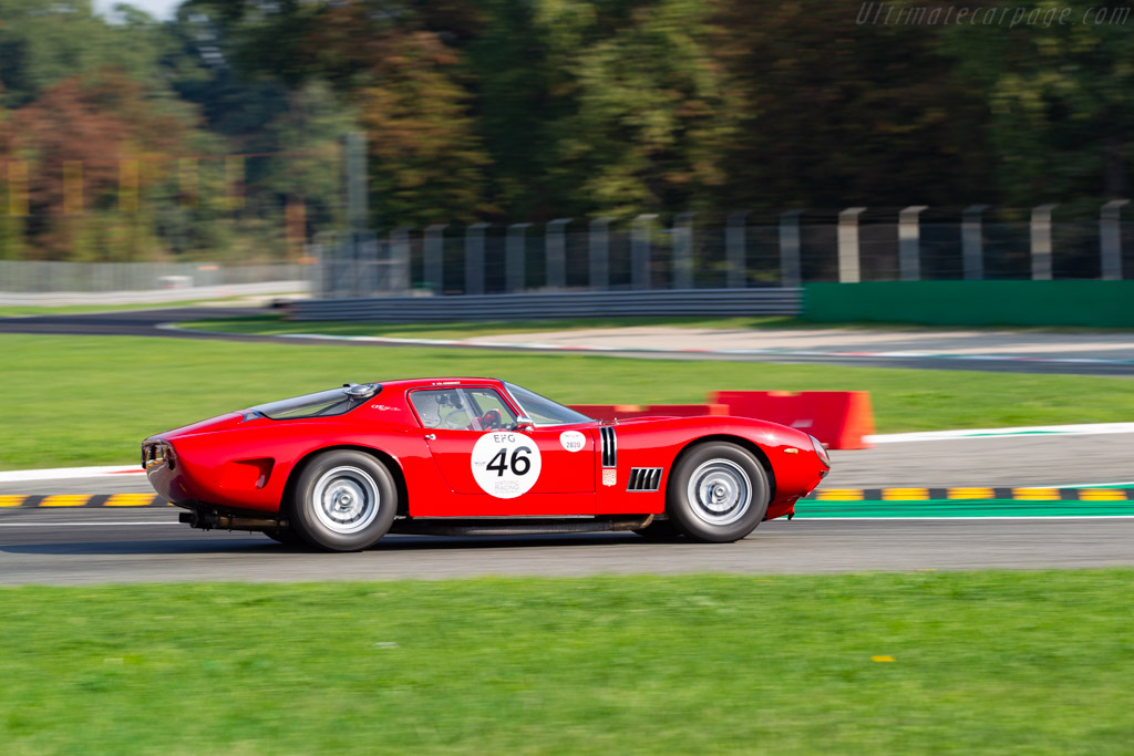 Bizzarrini 5300 GT - Chassis: 1A3 0245 - Driver: Christian Bouriez - 2020 Monza Historic