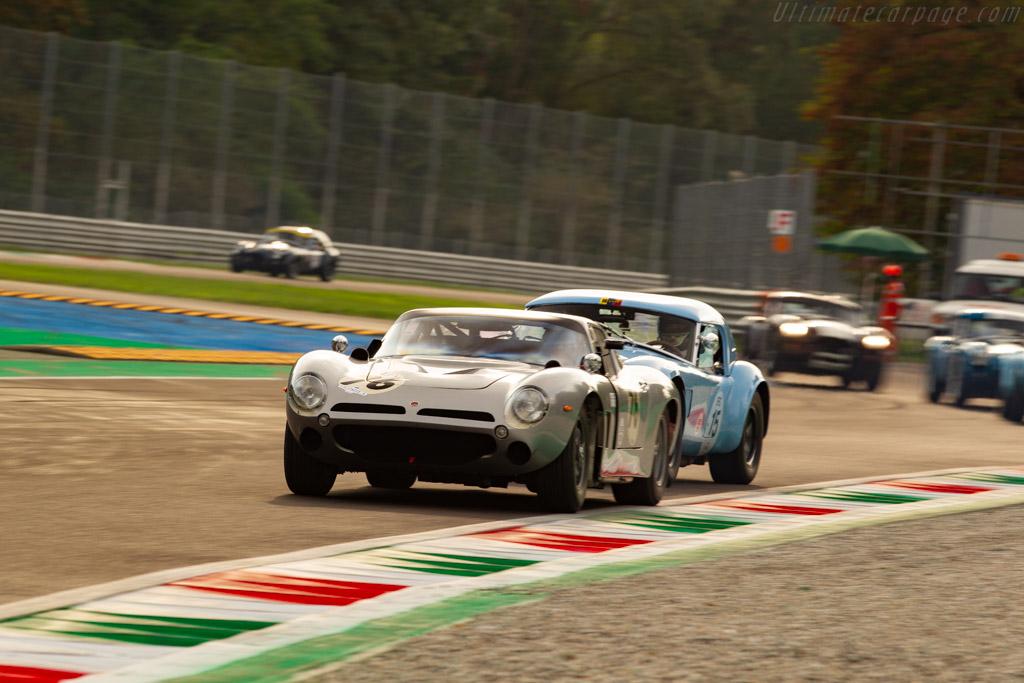 Bizzarrini 5300 GT - Chassis: B 0227 - Driver: David Hart / Nicky Pastorelli - 2020 Monza Historic