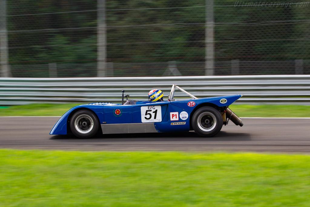 Chevron B19 - Chassis: B19-71-8 - Driver: Nelson - 2020 Monza Historic