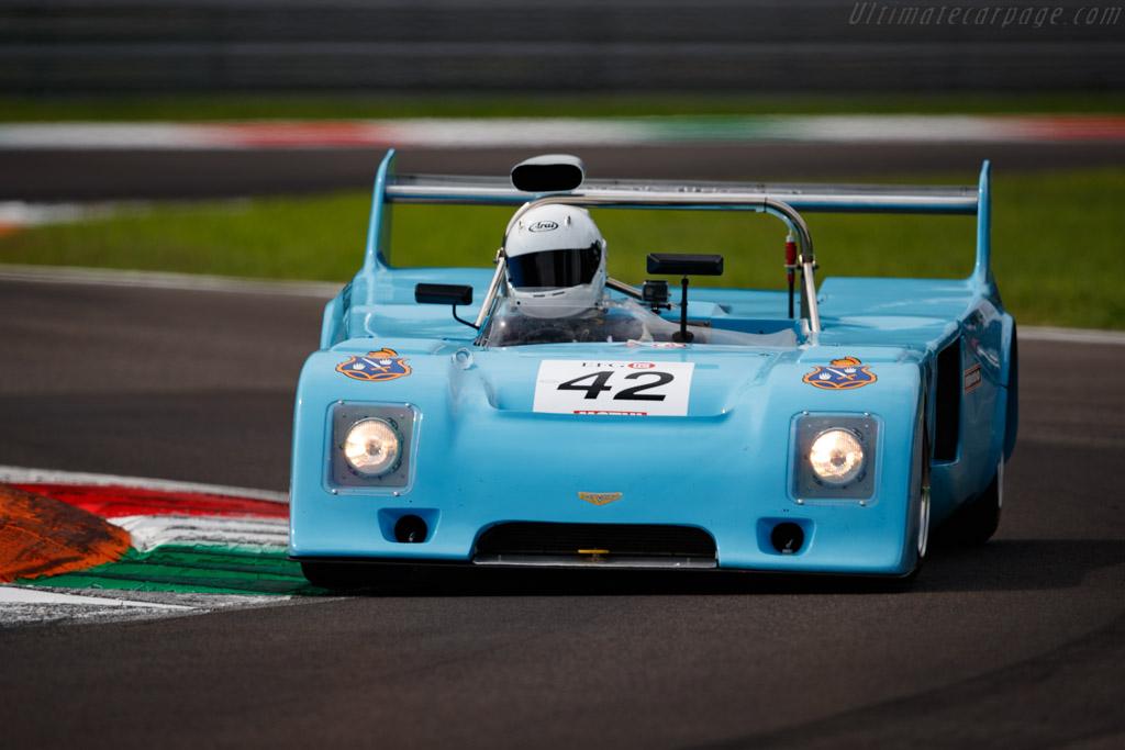 Chevron B26 - Chassis: B26-74-07 - Driver: Philipp Bruehwiler - 2020 Monza Historic