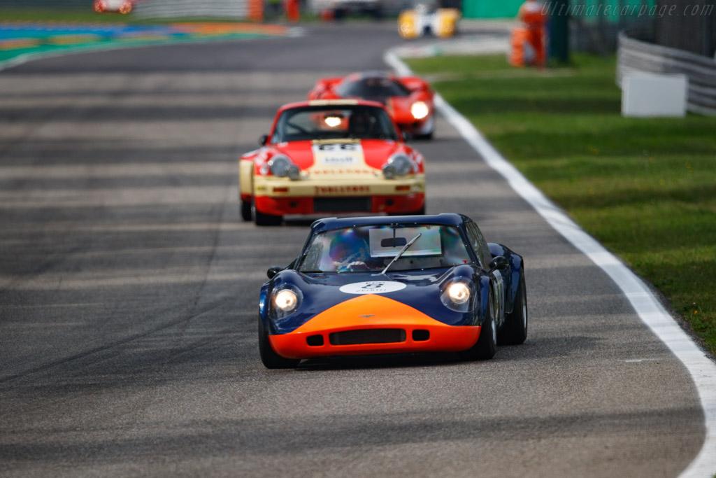 Chevron B8 - Chassis: CH-DBE-57 - Driver: Sandy Watson / Martin O'Connell - 2020 Monza Historic