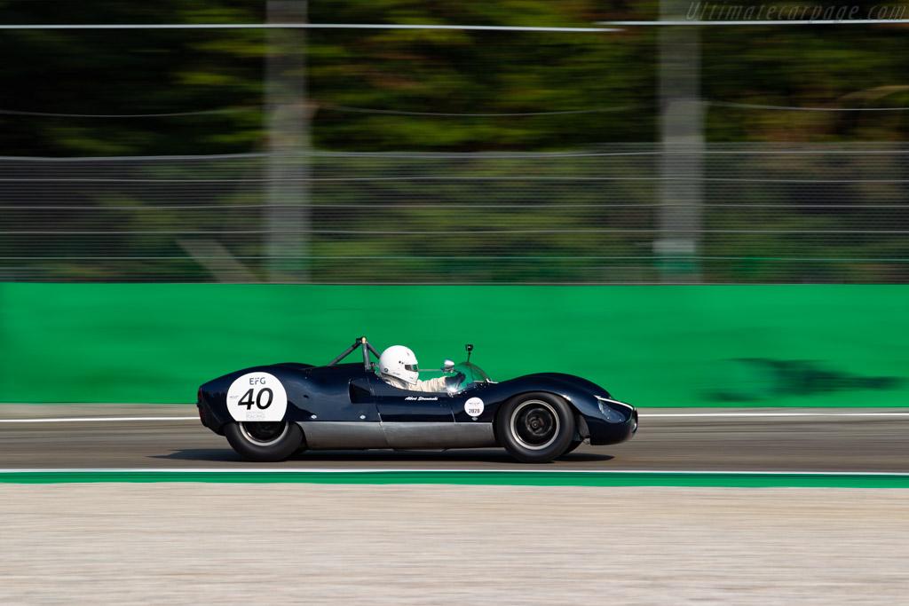 Cooper T49 Monaco - Chassis: CM/6/59 - Driver: Albert Streminski - 2020 Monza Historic