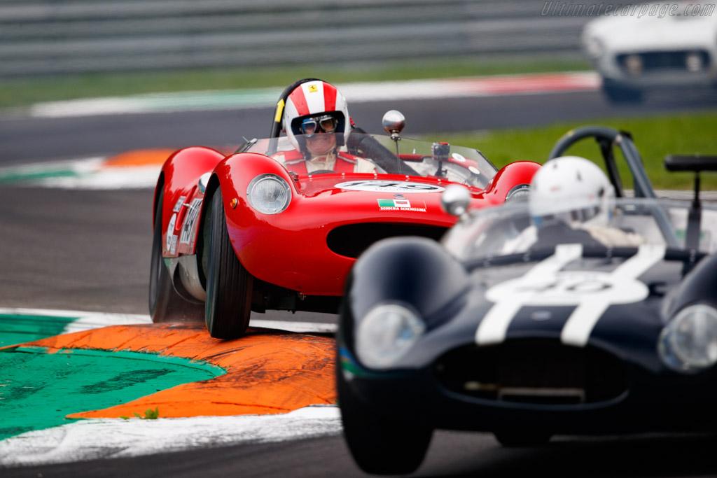Cooper T49 Monaco Maserati - Chassis: CM/5/59 - Driver: Egon Hofer - 2020 Monza Historic
