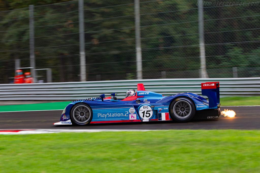Dallara SP1 - Chassis: DO-004 - Driver: James Cottingham - 2020 Monza Historic