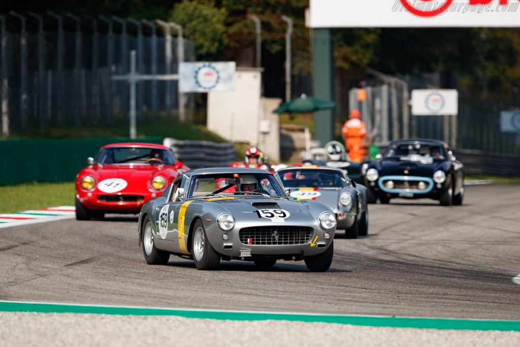 Ferrari 250 GT SWB - Chassis: 2445GT - Driver: Arnold Meier / David Franklin - 2020 Monza Historic