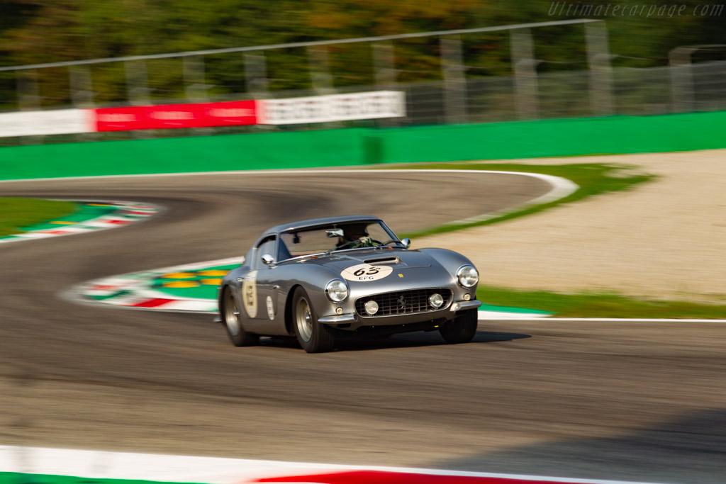 Ferrari 250 GT SWB Competizione - Chassis: 1917GT - Driver: Roderick Jack - 2020 Monza Historic