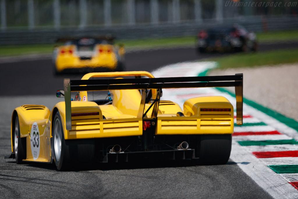 Ferrari 333 SP - Chassis: 034 - Driver: Michel Lecourt / Raymond Narac - 2020 Monza Historic