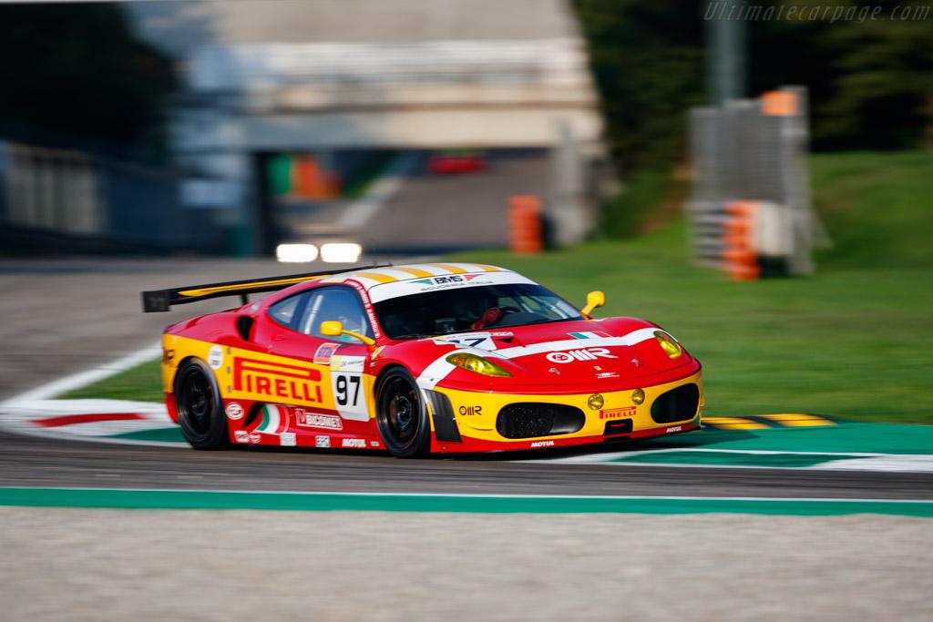 Ferrari 430 GTC - Chassis: 2616 - Driver: Eugenio Amos - 2020 Monza Historic