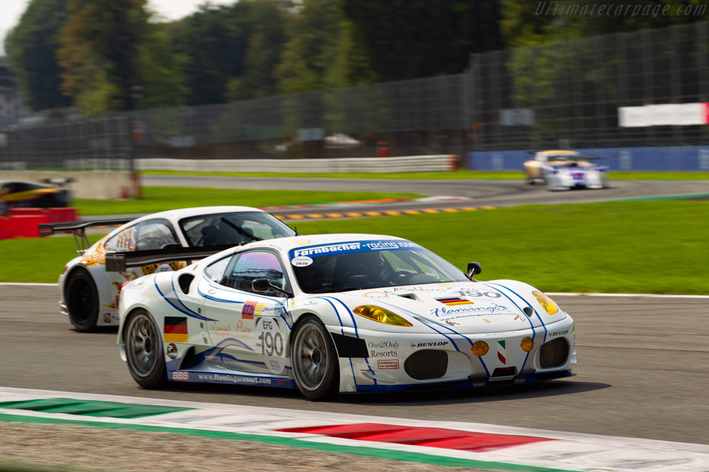 Ferrari 430 GTC - Chassis: 2612 - Driver: Pierre Ehret - 2020 Monza Historic