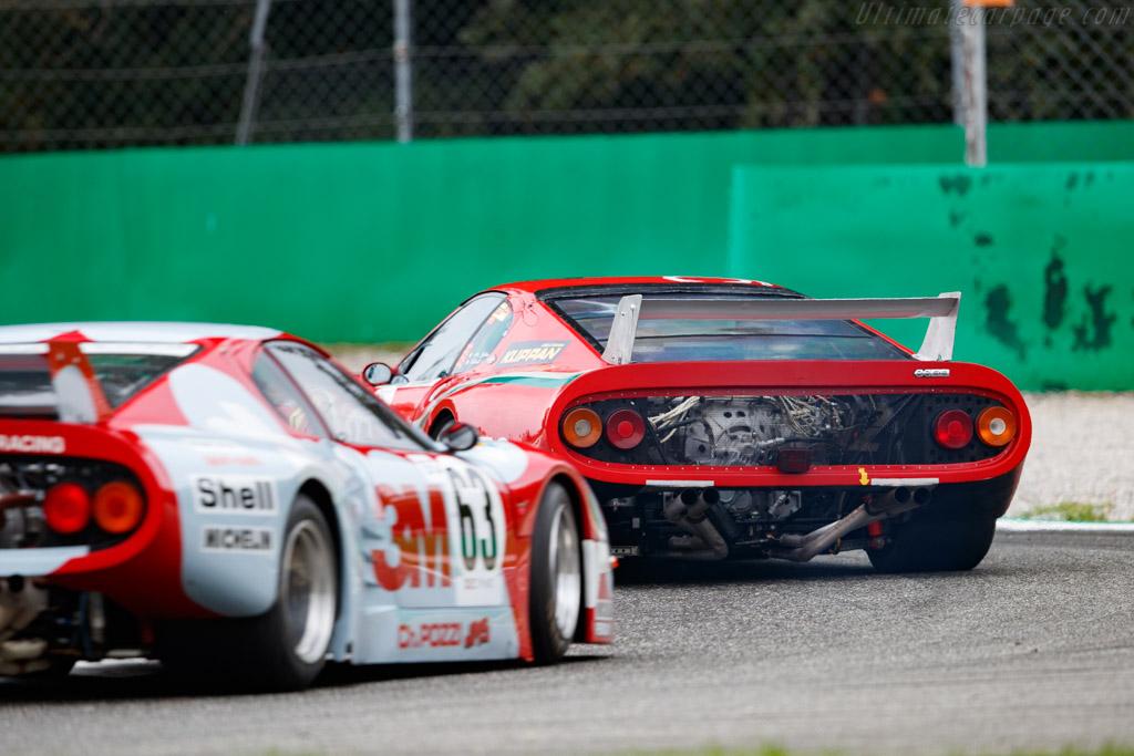Ferrari 512 BBLM - Chassis: 28601 - Driver: Mr John Of B - 2020 Monza Historic