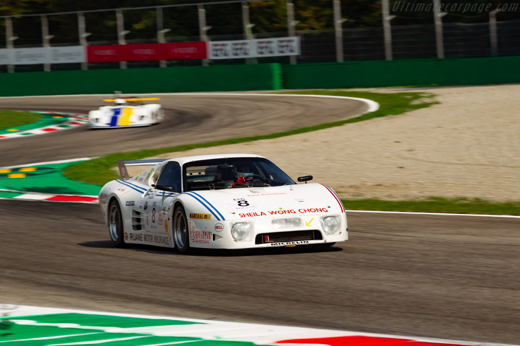 Ferrari 512 BBLM - Chassis: 35523 - Driver: David Franklin / Remo Lips - 2020 Monza Historic