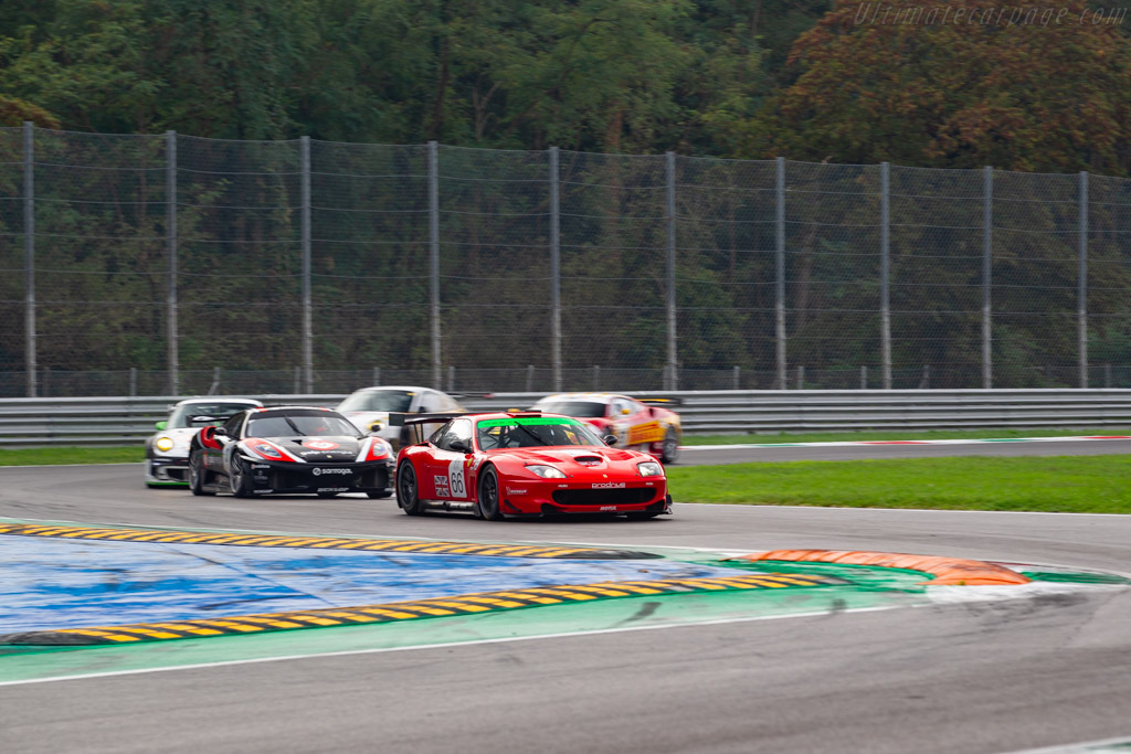 Ferrari 550 GTS Maranello - Chassis: 117110 - Driver: Dominik Roschmann - 2020 Monza Historic
