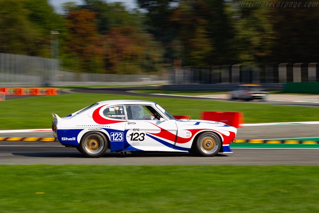 Ford Capri 3100 RS - Chassis: RW6-AUG17 - Driver: Emile Breittmayer - 2020 Monza Historic
