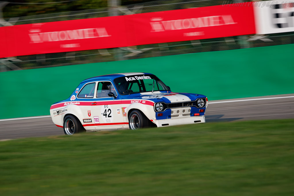 Ford Escort 1600 RS - Chassis: BFATLT2089 - Driver: Bertrand Rouchaud - 2020 Monza Historic