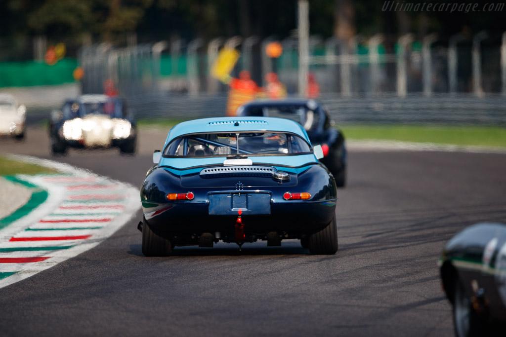 Jaguar E-Type 3.8  - Driver: Sébastien Berchon - 2020 Monza Historic