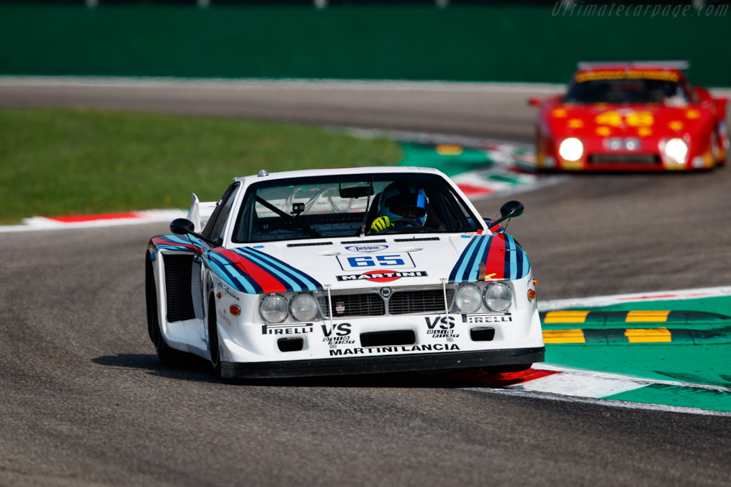 Lancia Beta Monte Carlo Turbo - Chassis: 0009 - Driver: Franco Meiners - 2020 Monza Historic