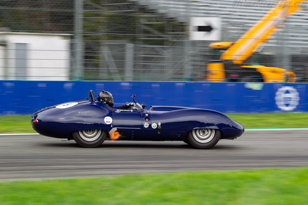 Lister Costin Chevrolet - Chassis: BHL 130 - Driver: Christopher Milner / Nigel Greensall - 2020 Monza Historic