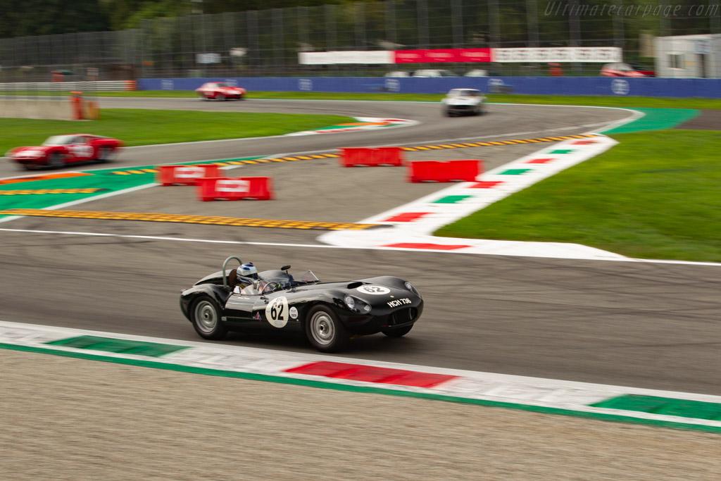 Lister Jaguar - Chassis: BHL 5 - Driver: James Thorpe / Phil Quaife - 2020 Monza Historic