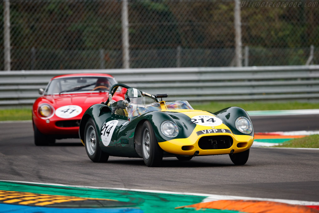 Lister Knobbly Jaguar - Chassis: BHL 3 - Driver: Anthony Schrauwen - 2020 Monza Historic
