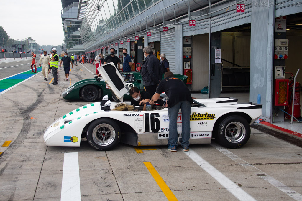 Lola T212 - Chassis: HU23 - Driver: Serge Kriknoff - 2020 Monza Historic