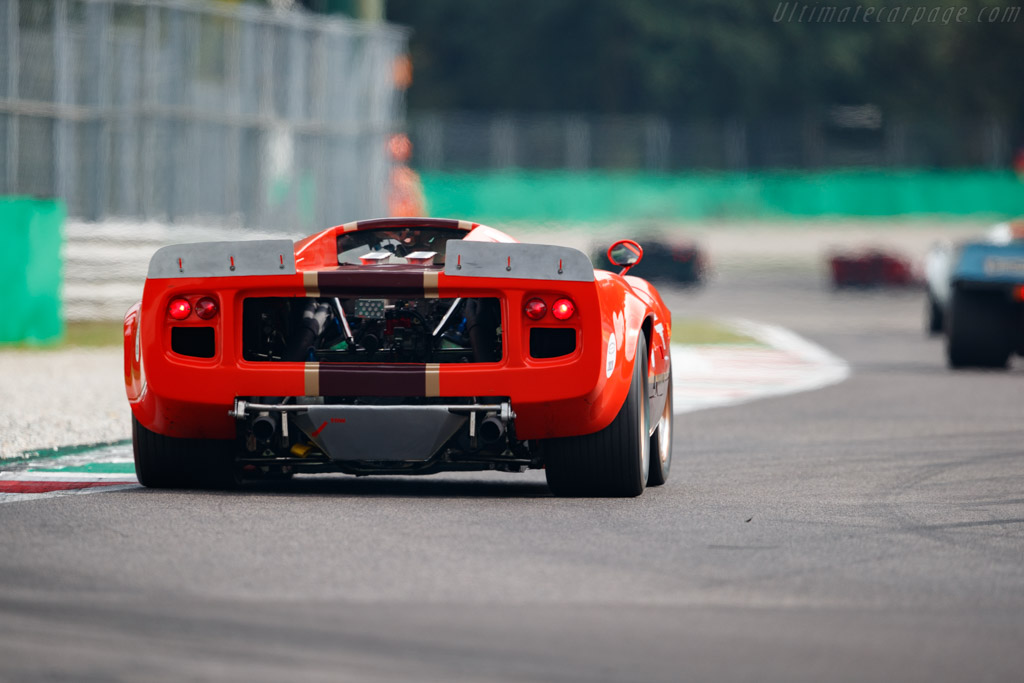 Lola T70 Mk III - Chassis: SL73/115 - Driver: Roderick Jack - 2020 Monza Historic