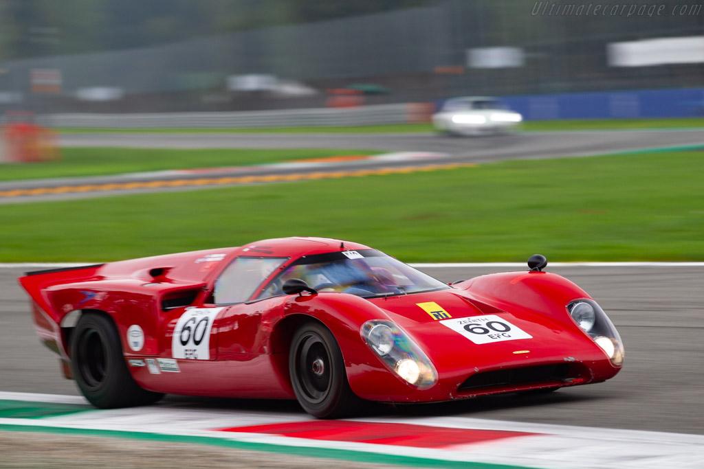 Lola T70 Mk3b - Chassis: SL/76/146 - Driver: Stefano Rosina - 2020 Monza Historic
