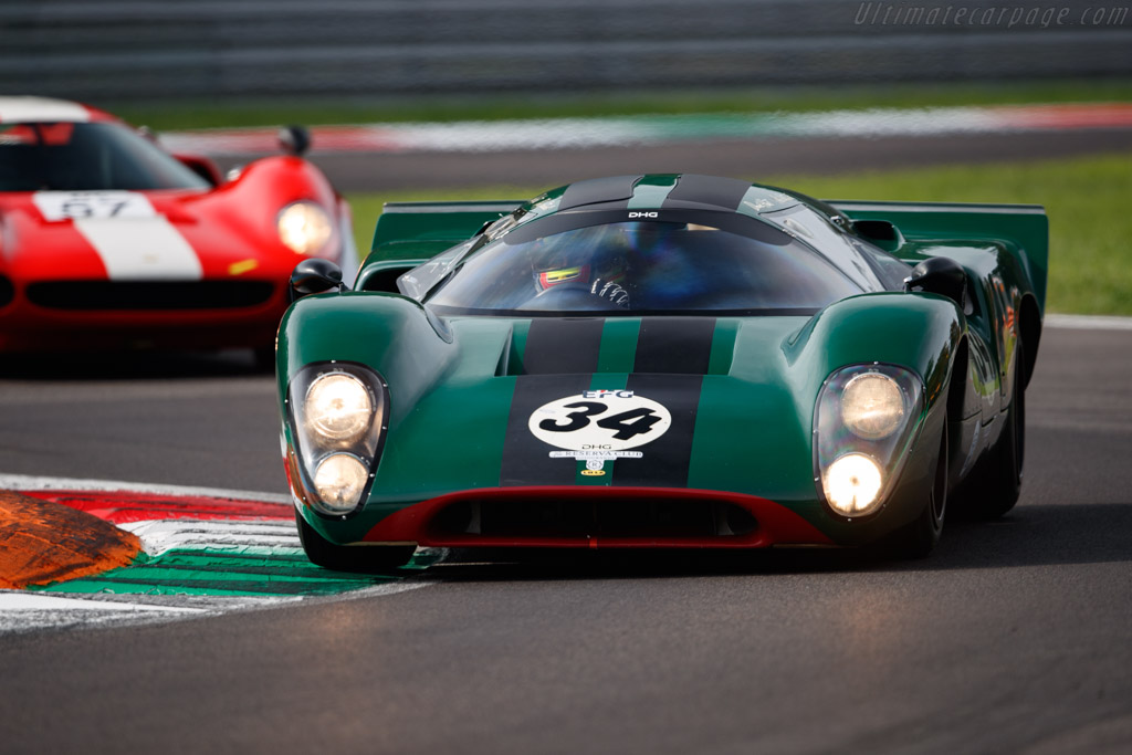 Lola T70 Mk3b - Chassis: SL76/147 - Driver: David Hart / Nicky Pastorelli - 2020 Monza Historic