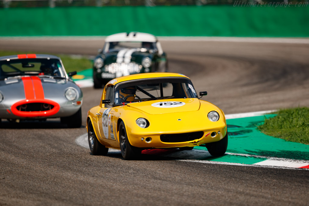 Lotus Elan 26R - Chassis: 4330 - Driver: Niek Van Gils / Sander Van Gils - 2020 Monza Historic