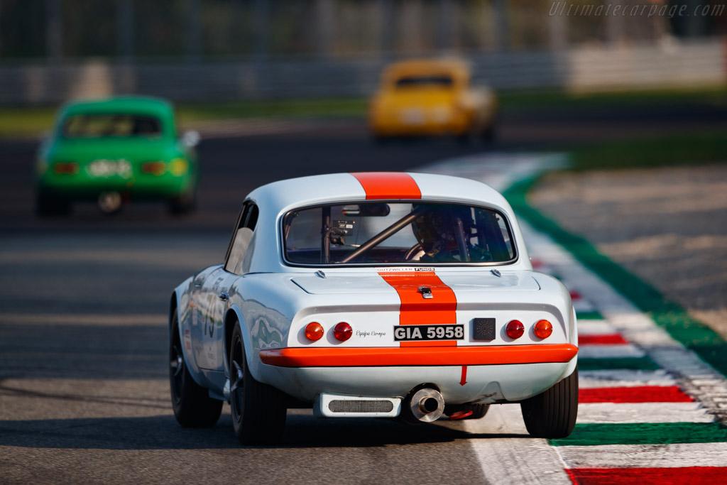 Lotus Elan 26R - Chassis: 3742 - Driver: Stéphane Gutzwiller / Victor Gutzwiller - 2020 Monza Historic