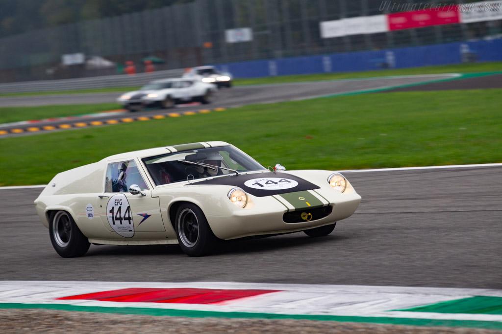Lotus Europa  - Driver: Valerio Leone - 2020 Monza Historic